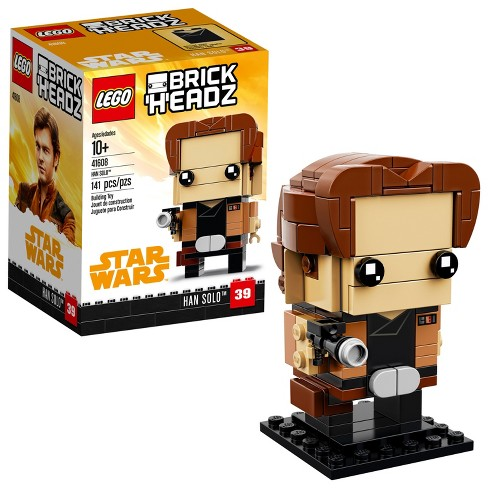 LEGO BrickHeadz Star Wars Han Solo 41608 - image 1 of 5