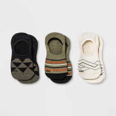 Pair of Thieves Men's No Show Cushion Socks - 8-12