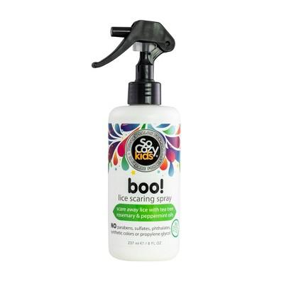 SoCozy Kids Boo! Lice Leave-in Spray - 8 fl oz