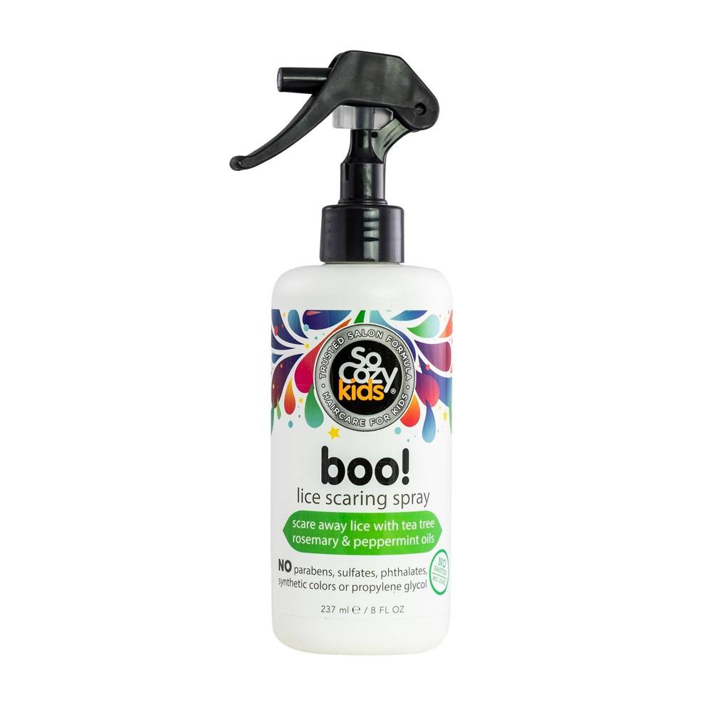 Image of SoCozy Kids Boo! Lice Leave-in Spray - 8 fl oz