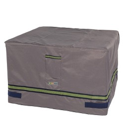 """32"""" Soteria RainProof Square Fire Pit Cover - Duck Covers"""