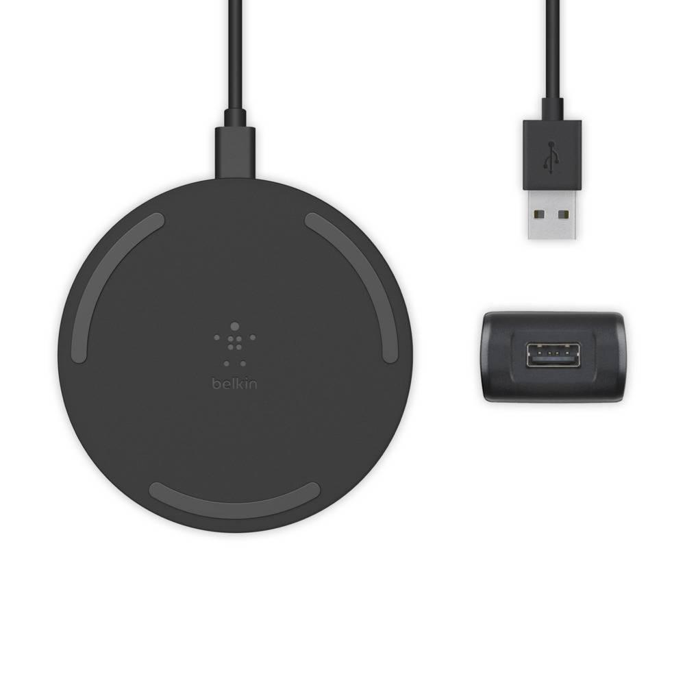 Belkin BOOSTUP 10W Qi Wireless Charging Pad - Black