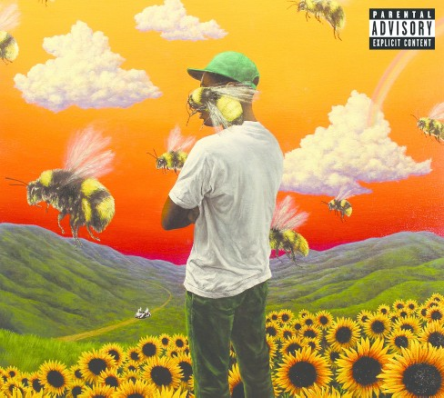 Tyler The Creator - Flower Boy [Explicit] - image 1 of 1