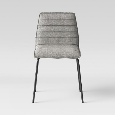 Upholstered Chair Gray - Room Essentials™