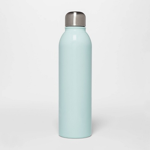 17oz Stainless Steel Water Bottle Blue - Room Essentials™ - image 1 of 1