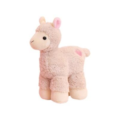 Manhattan Toy Baby Voyagers Pink Llama