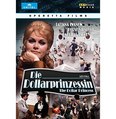 Fall:Die Dollarprinzessin (DVD) - image 1 of 1