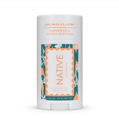 Native x Jungalow Tangerine & Citrus Blossom Deodorant for Women - 2.65oz