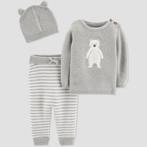 68e4f2e71 Baby Boys  3pc Bear Collection Set - Just One You® Made By Carter s ...