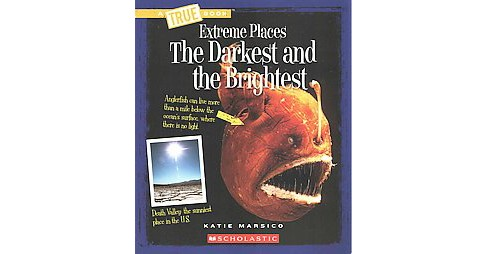 Darkest and the Brightest (Paperback) (Katie Marsico) - image 1 of 1