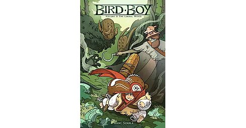 Bird Boy 2 : The Liminal Wood (Paperback) (Anne Szabla) - image 1 of 1