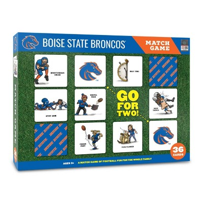 NCAA Boise State Broncos Football Match Game