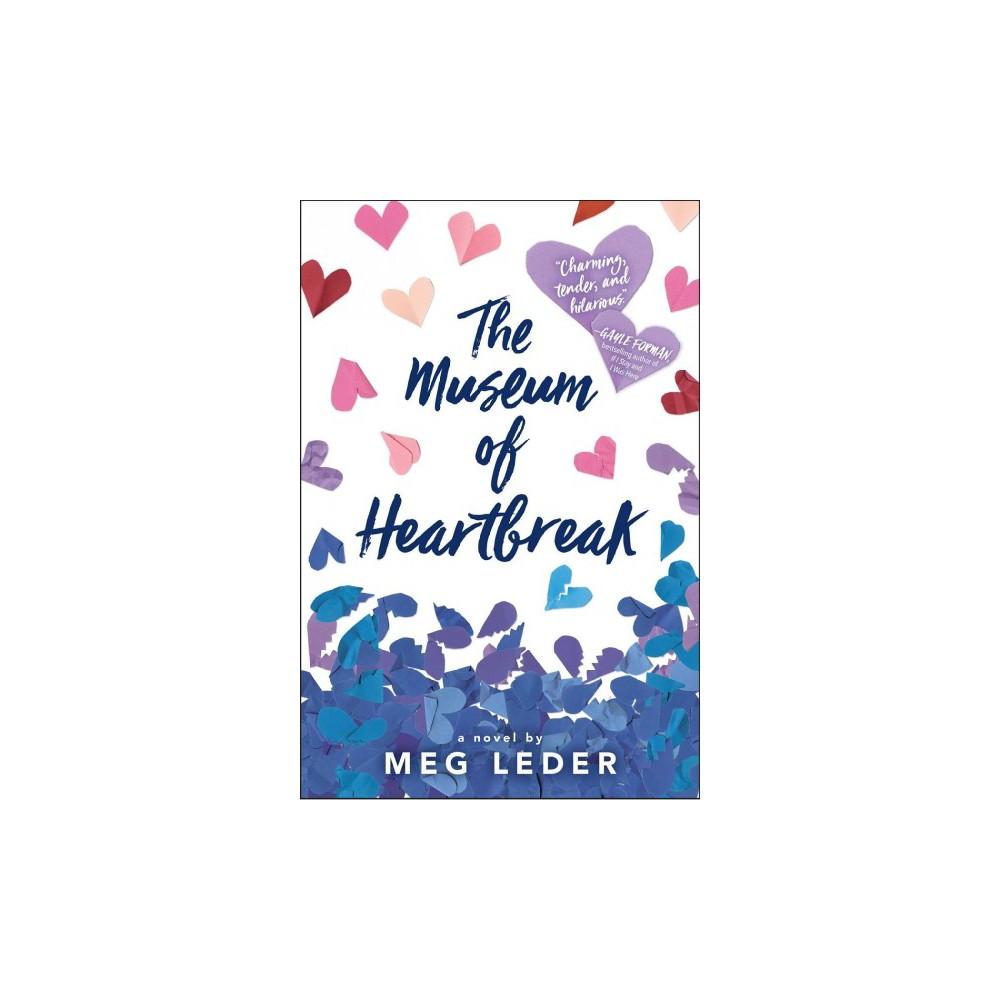 Museum of Heartbreak - Reprint by Meg Leder (Paperback)