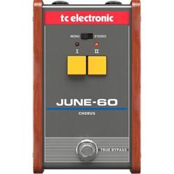 TC Electronic June-60 Chorus Effects Pedal