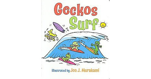 Geckos Surf (Board) - image 1 of 1