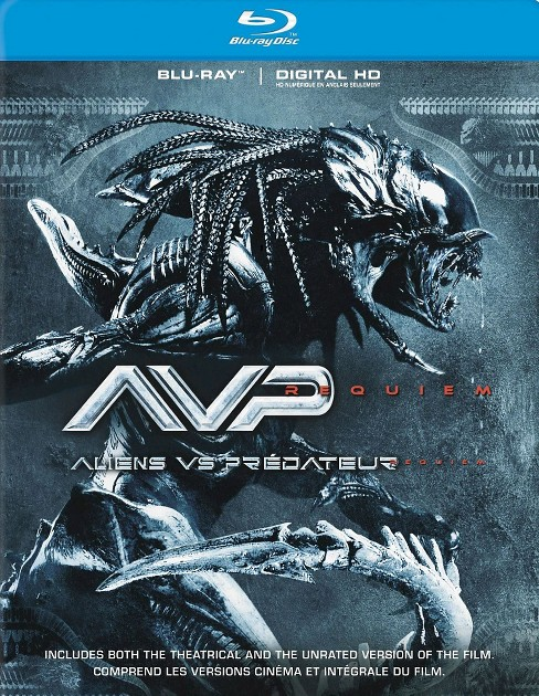 Alien vs predator:Requiem (Blu-ray) - image 1 of 1