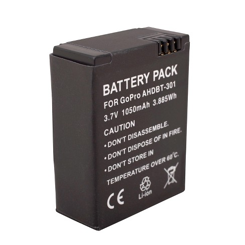 Urban Factory Battery for GoPro Camera and Camcorder - Black (VV3582) - image 1 of 1
