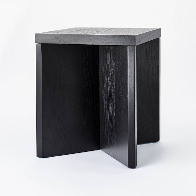 River Heights Square Wooden Accent Table - Threshold™ designed with Studio McGee