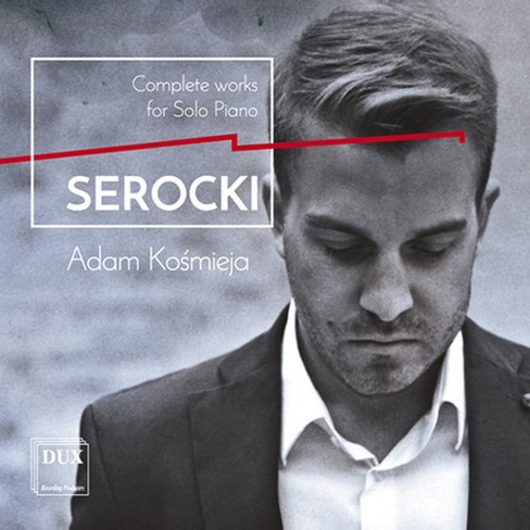 Adam kosmieja - Serocki (CD) - image 1 of 1