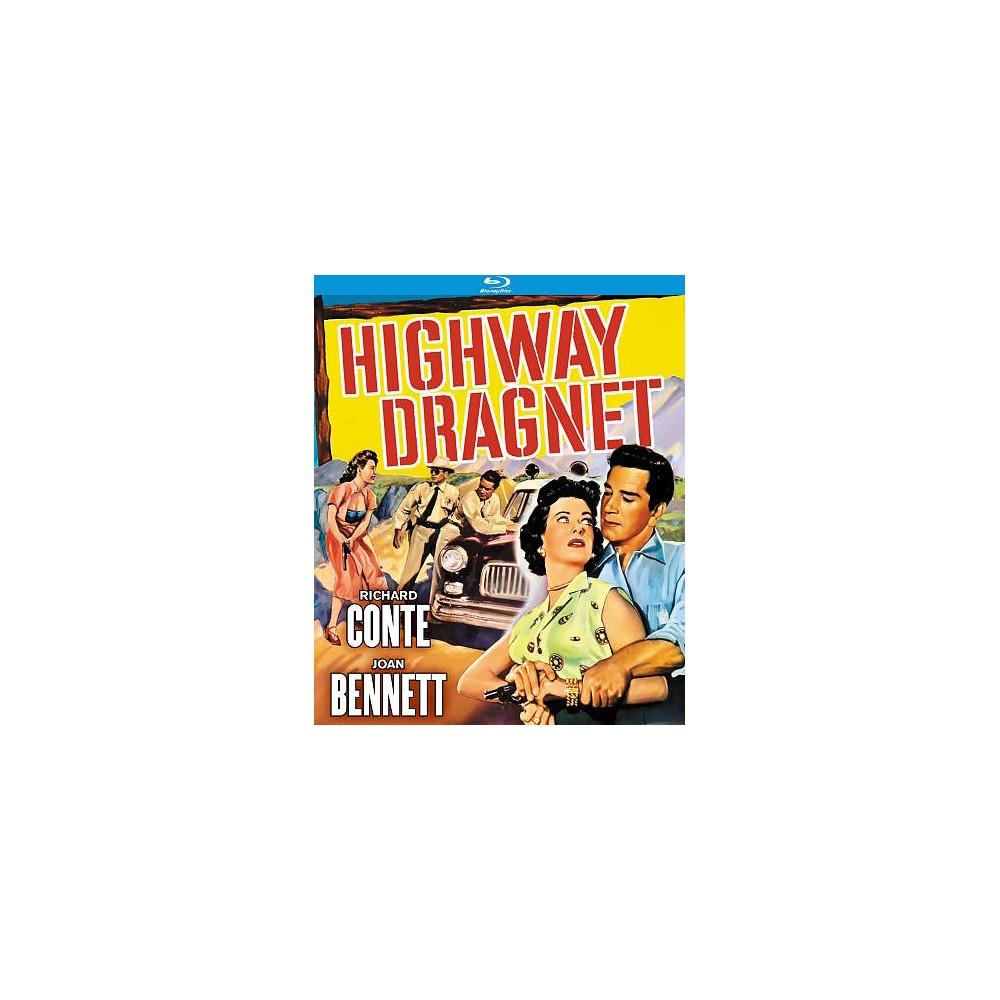 Highway Dragnet (Blu-ray)
