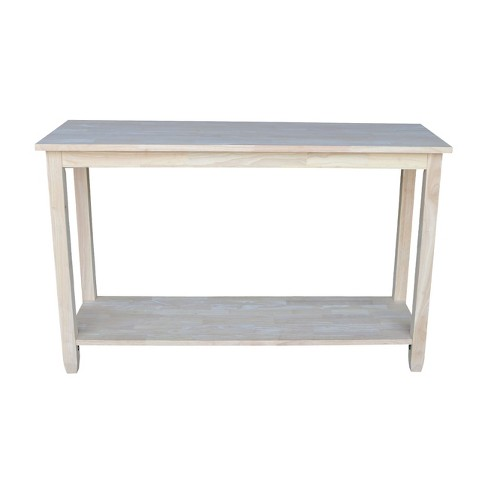 Solano Console Server Table - International Concepts - image 1 of 4