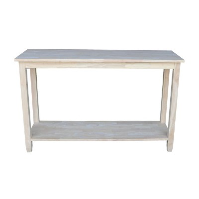 Solano Console Server Table   International Concepts