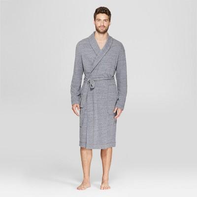 Men's Light Weight Robe - Goodfellow & Co™ Heather Gray S/M
