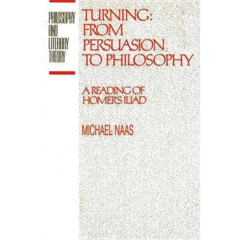 Turning - (Philosophy and Literary Theory) by  Michael Naas (Hardcover) - image 1 of 1