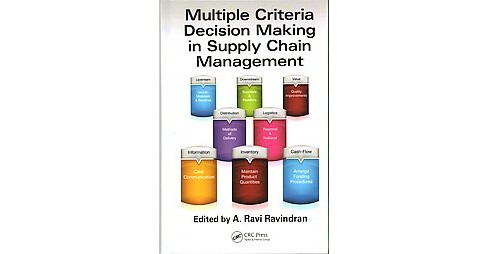 Multiple Criteria Decision Making in Supply Chain Management (Hardcover) - image 1 of 1