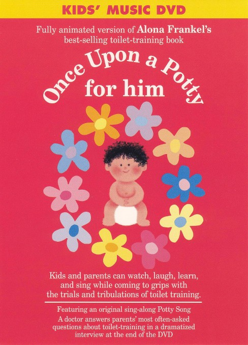 Once upon a potty for him (DVD) - image 1 of 1