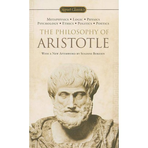 The Philosophy of Aristotle - (Signet Classics) (Paperback) - image 1 of 1
