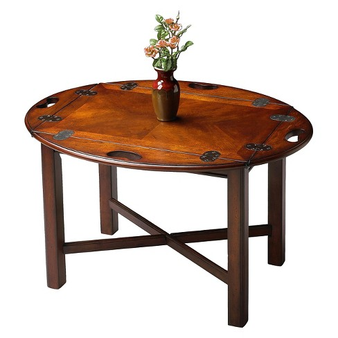 End Table Cherry - Butler Specialty - image 1 of 3