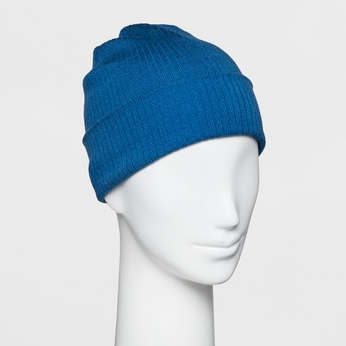 Women's Ribbed Cuff Beanie - A New Day™ - image 1 of 2