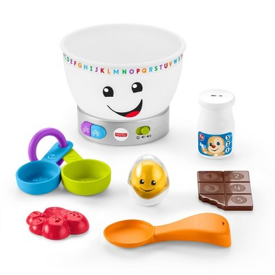 Fisher-Price Laugh 'N Learn Magic Color Mixing Bowl