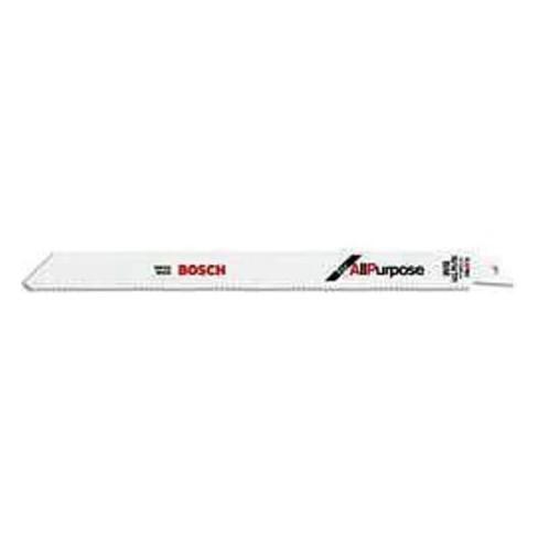 Bosch reciprocating saw blades 5 piece all purpose