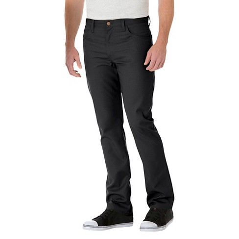 Dickies® Men's Slim Straight Fit Twill Lightweight 5-Pocket Pants - image 1 of 2