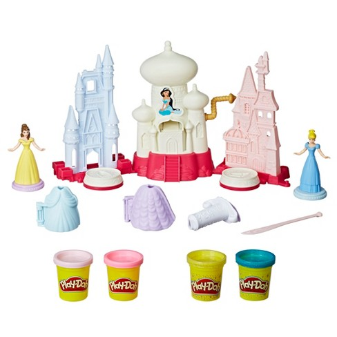 Play-Doh Disney Princess Sparkle Kingdom - 18pc - image 1 of 10