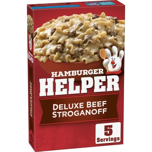 Hamburger Helper Deluxe Beef Stroganoff 5.5 oz - image 1 of 4