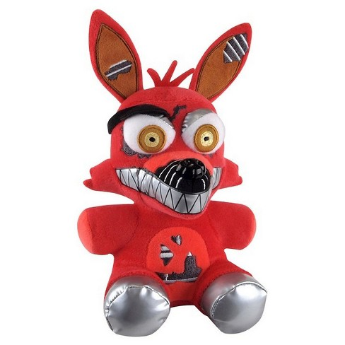 "Five Nights at Freddy's  - Nightmare Foxy Plush 6"" - image 1 of 1"