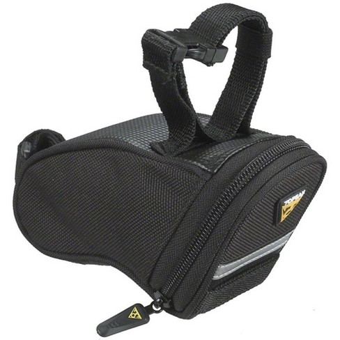 Topeak Aero Wedge Seat Bag Strap/On Micro Black - image 1 of 1