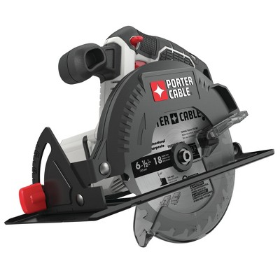 Porter-Cable PCC660B 20V MAX Lithium-Ion 6 1/2 in. Circular Saw (Tool Only)