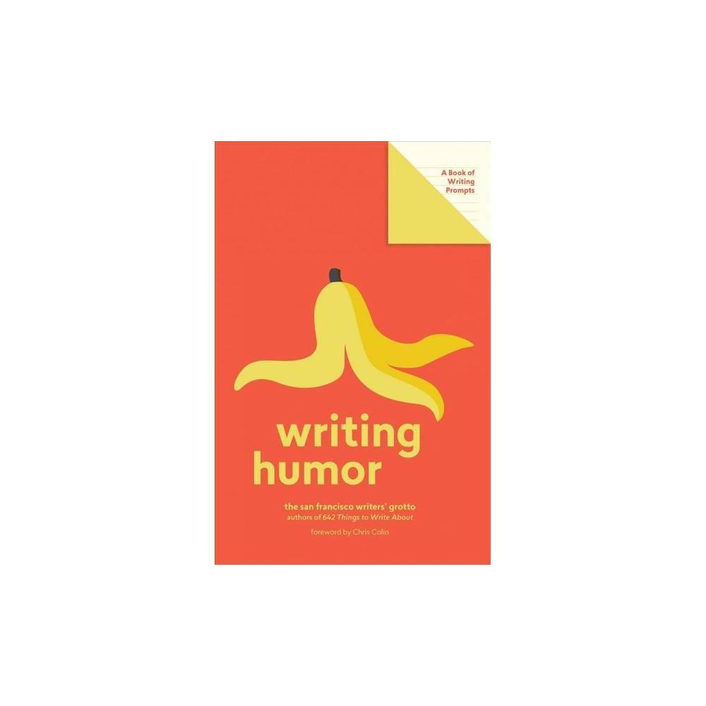 Writing Humor - (Lit Starts) (Paperback)