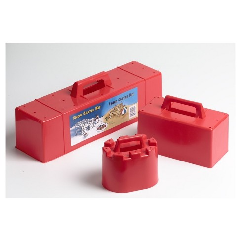 Flexible Flyer Snow Castle Kit - Red - image 1 of 6