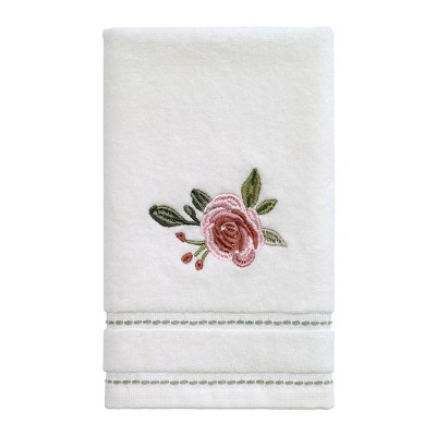 Avanti Spring Garden Fingertip Towel
