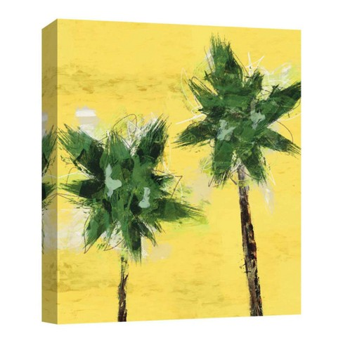 "Beach I Decorative Canvas Wall Art 11""x14"" - PTM Images - image 1 of 1"