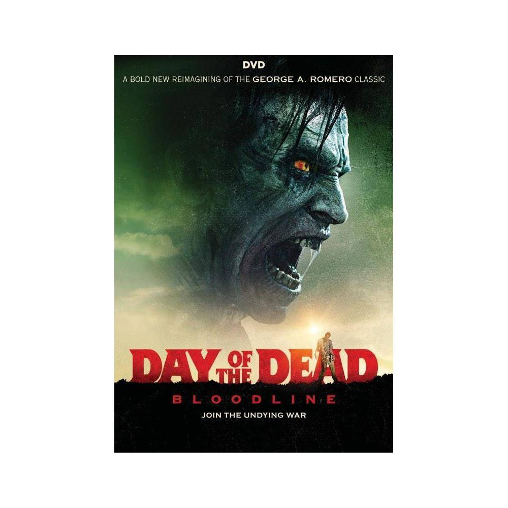Day Of The Dead Bloodline Dvd