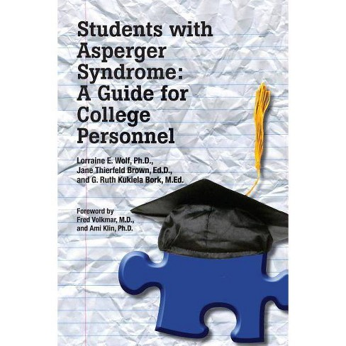 Students with Asperger Syndrome - (Paperback) - image 1 of 1