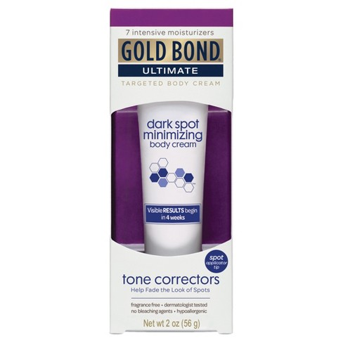 Unscented Gold Bond Dark Spot Minimizing Hand And Body Lotions - 2oz - image 1 of 2