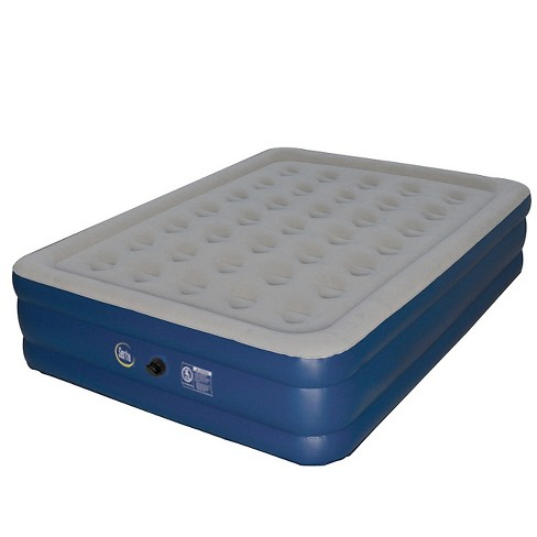 queen air mattress target Serta Perfect Sleeper 18