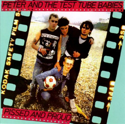 Peter & the test tub - Pissed & proud (Vinyl) - image 1 of 1